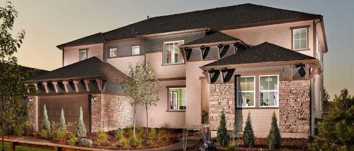 Leyden Ranch, Taylor Morrison Homes, Arvada, CO