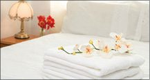 Leave towels in plain sight for your guests.  (Photo courtesy Thinkstock/TNS)