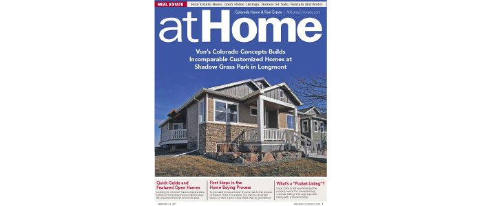 At Home Colorado, Boulder County Real Estate, February 3, 2017