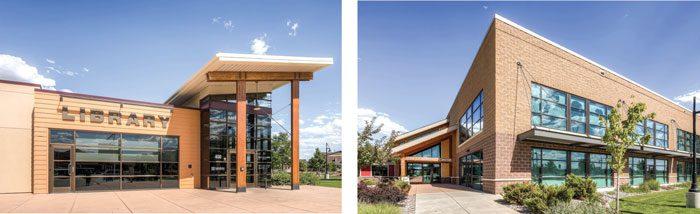 Erie, Colorado, Library, Recreation Center