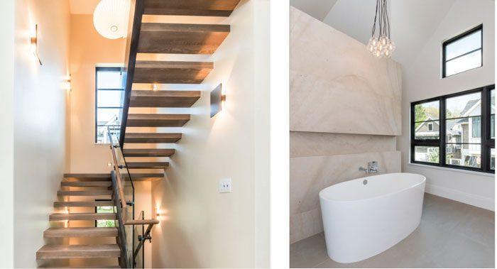 Trailhead, Boulder, Bath, Stairs