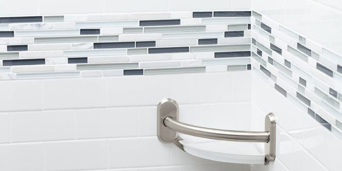 How much does bathroom tile repair cost?