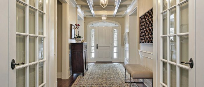 The 7 keys to making your foyer five star-worthy