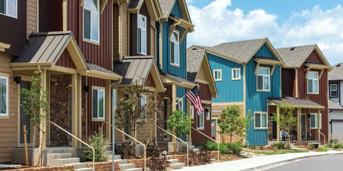 Parkside in Longmont: Distinctive new homes and a convenient lifestyle