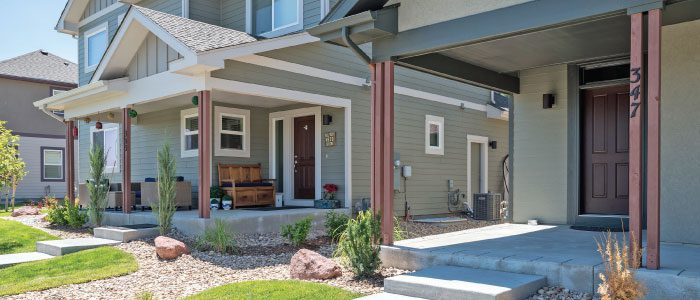 Parkside in Longmont features new award-winning homes