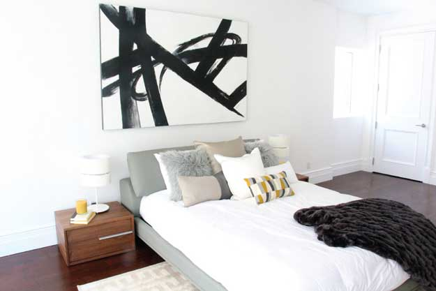 Design Recipes: Do's and don'ts for a modern guest bedroom