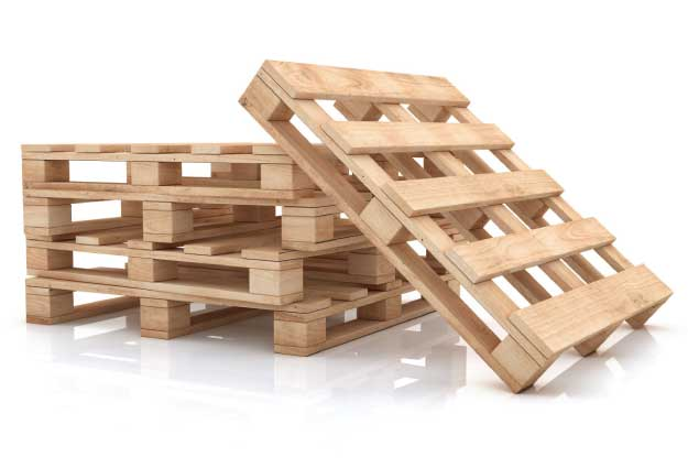 DIY: Safety tips for reusing wooden pallets