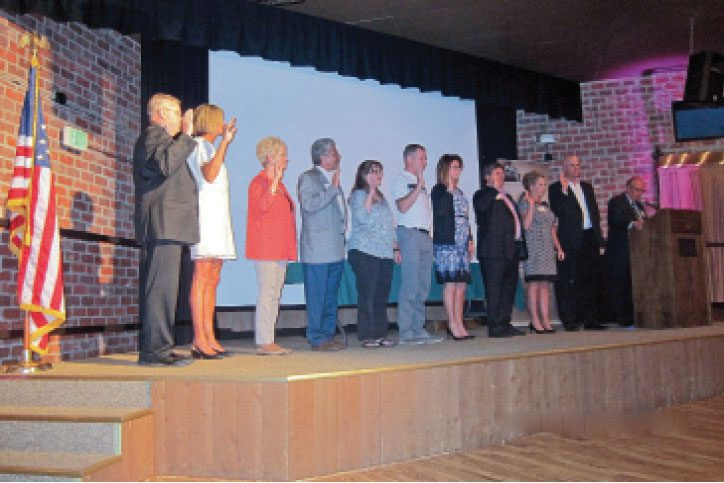 Loveland-Berthoud Association of Realtors holds annual installation and awards dinner