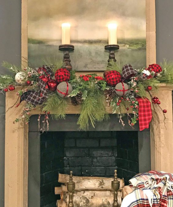 Style At Home – Ingredients of a Marvelous Holiday Mantel