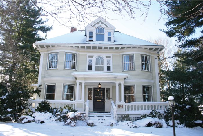 Design Recipes: How to sell your home in the winter
