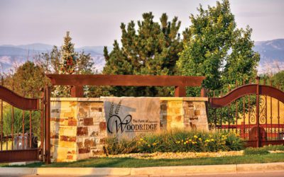The Farm at Woodridge: New Aspen Ranch Home Nears Completion