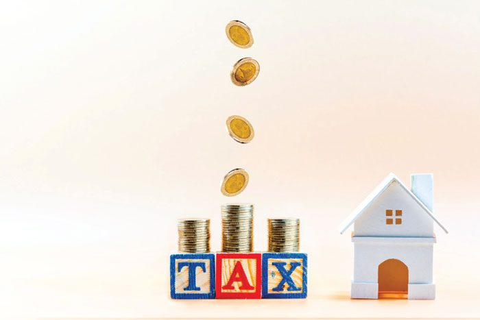 Home ownership tax prep