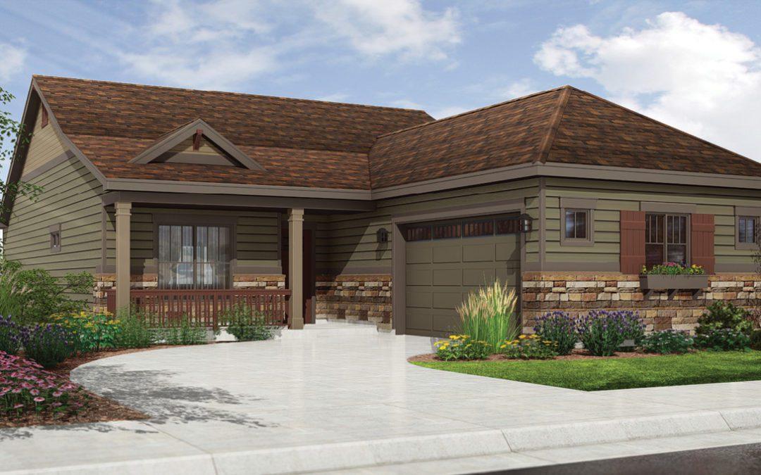 Denio West by Boulder Creek Neighborhoods Offers Main-Floor Living in Longmont