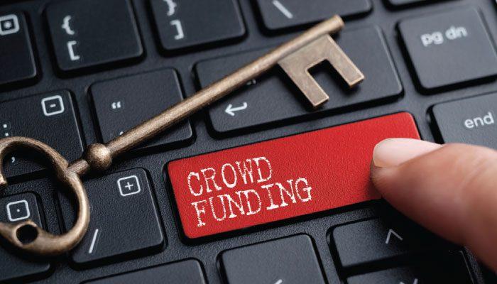 Crowd funding, real estate