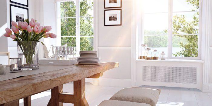 The essentials for a modern farmhouse design