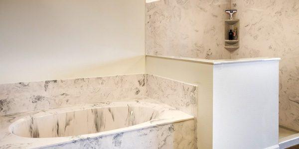 Manstone: Custom Colorado-Made Bathroom Systems