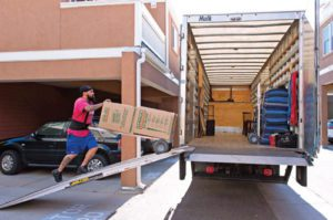 Taylor Moving, Boulder, Colorado