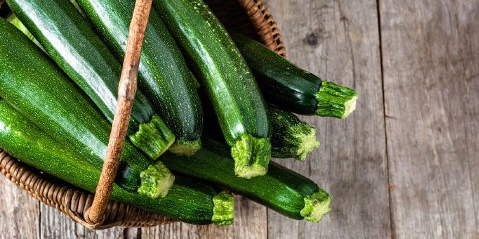 Zucchini is Perfect for Porch Packages