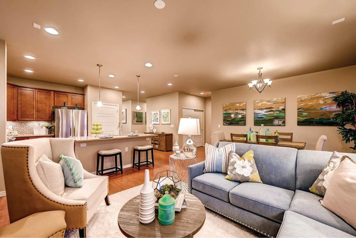 Denio West by Boulder Creek Neighborhoods Offers New, Low-Maintenance Ranch Homes in Longmont