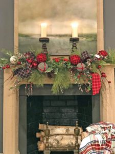 Marvelous Holiday Mantel