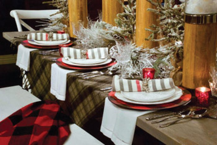 Style At Home: Holiday Table Inspiration