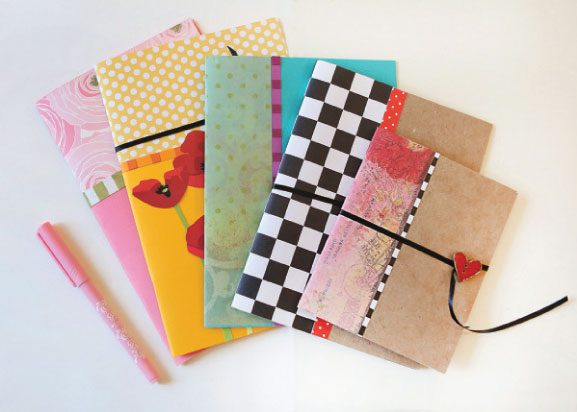 Hobbies: This DIY notebook will help you stick to your resolutions