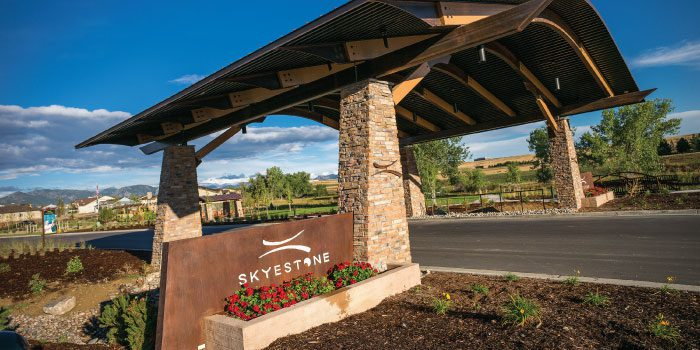 Live Greater Than Your Age at Skyestone