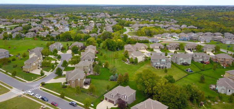 November Real Estate Sales  Head in Opposite Directions